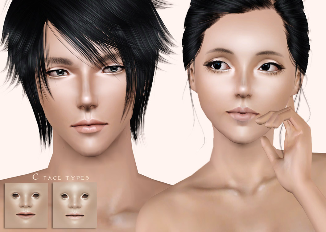 Sims nackt skin picture 12