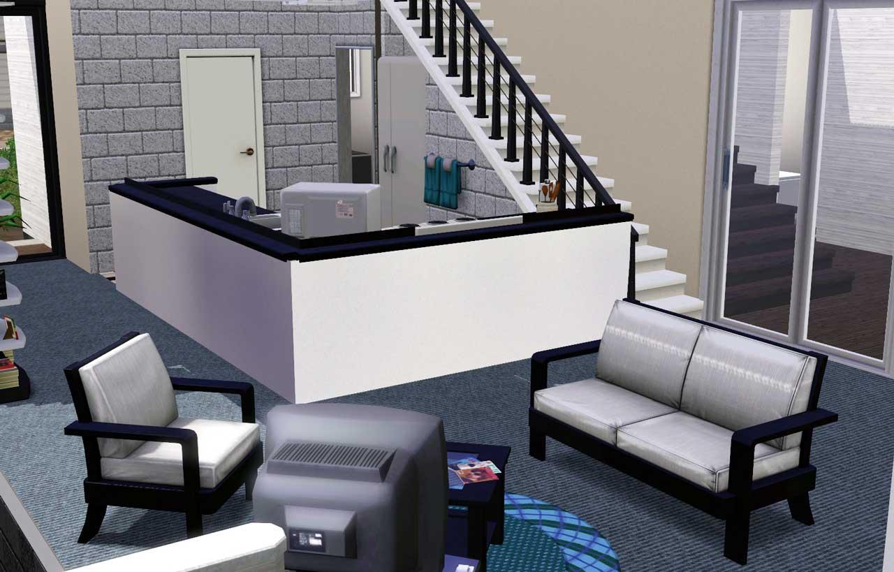 Mod The Sims - The Noyack Creek (Base game, no CC)