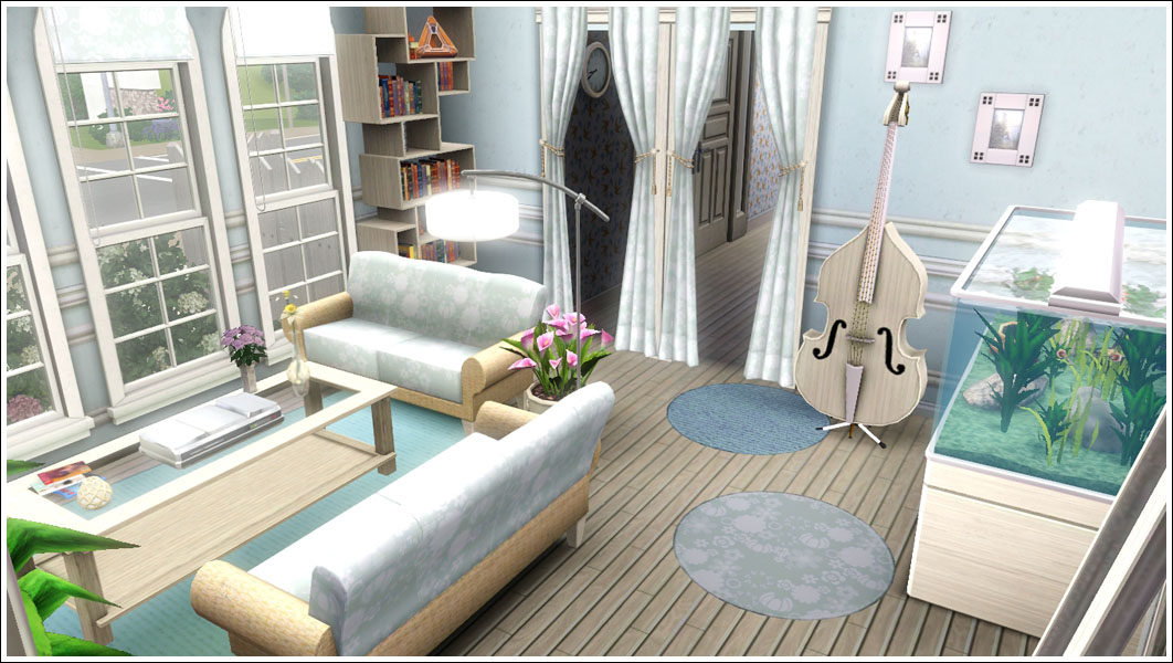 Mod The Sims Cosy Family Home 17 Sweetwater Loop