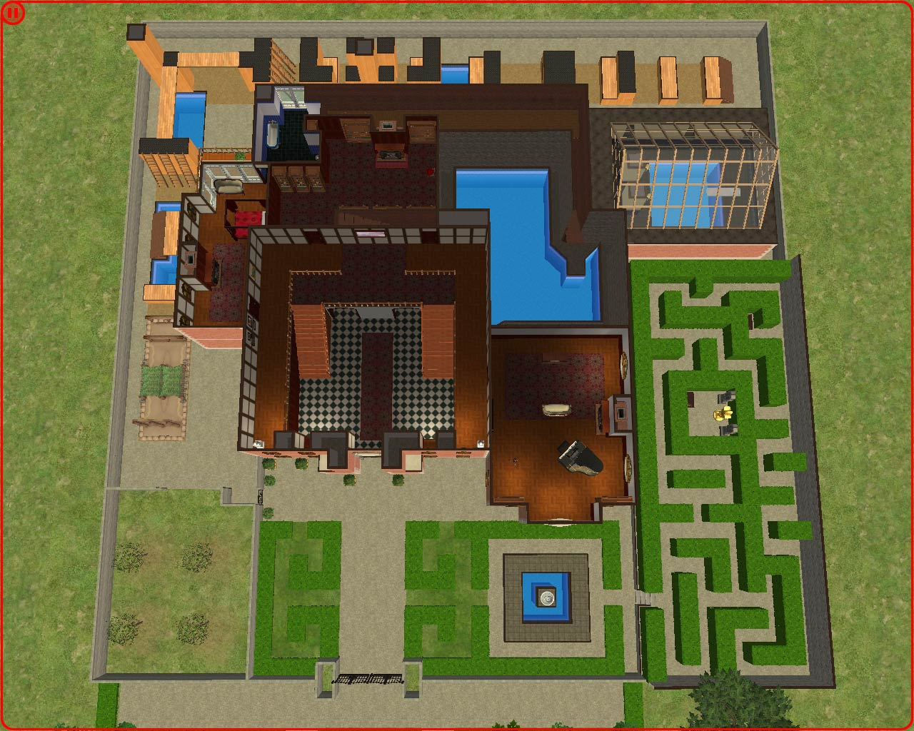 How To Find House With Same Floor Plan Croft Manor Www Tombraiderforums Com