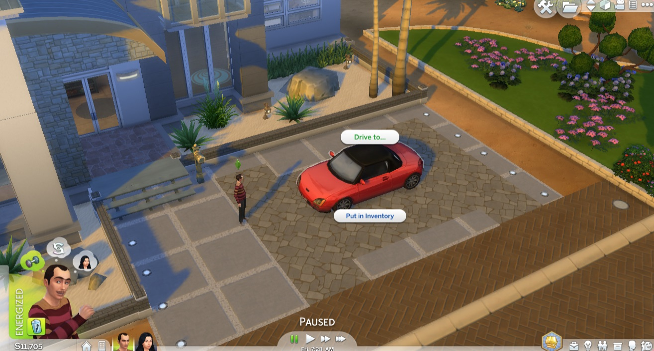 Mod The Sims Ownable Cars