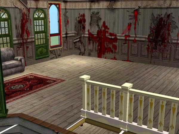 Mod The Sims Victorian Murder Nightmare For A Haunted
