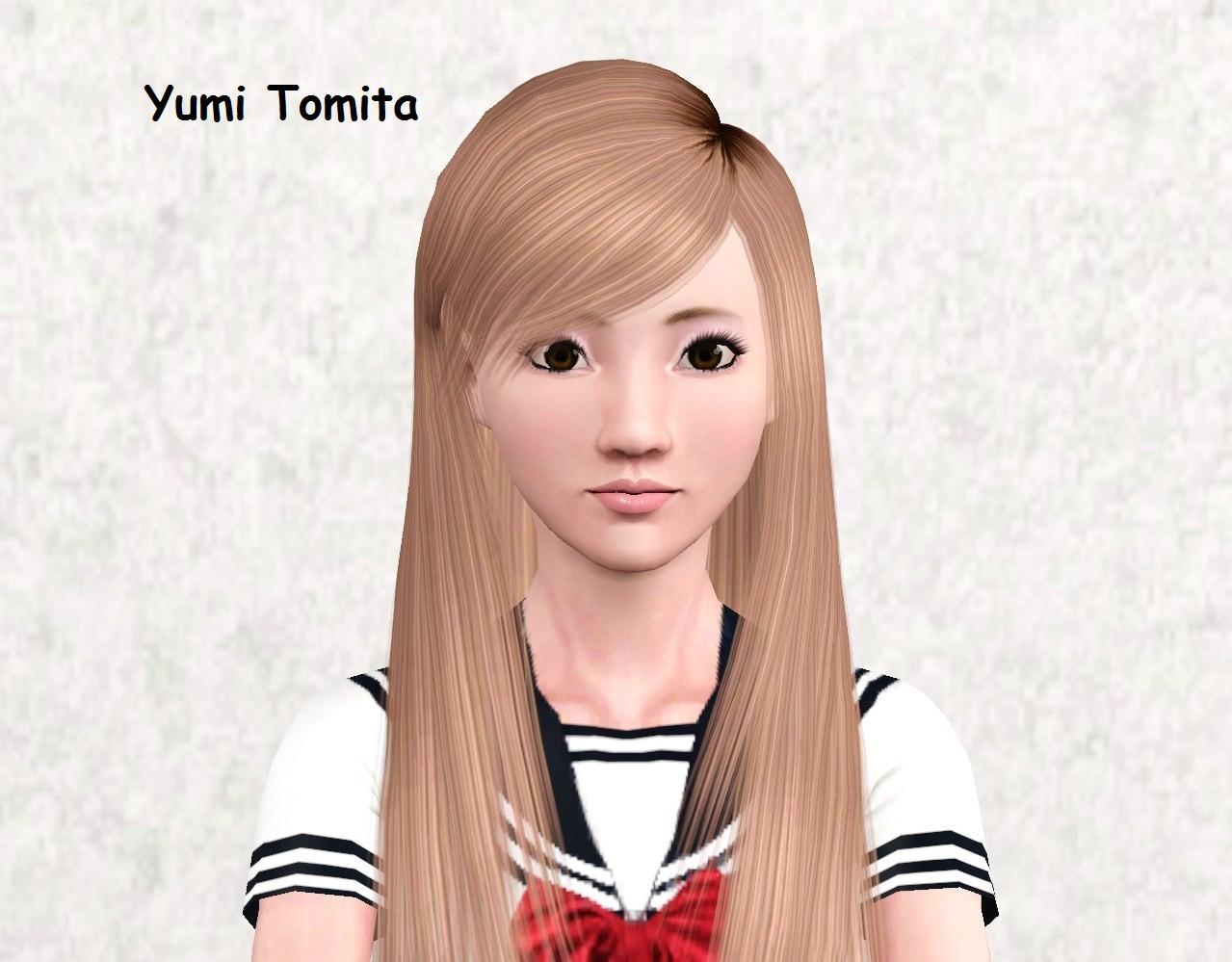 Красивые девушки из симс 3 фото