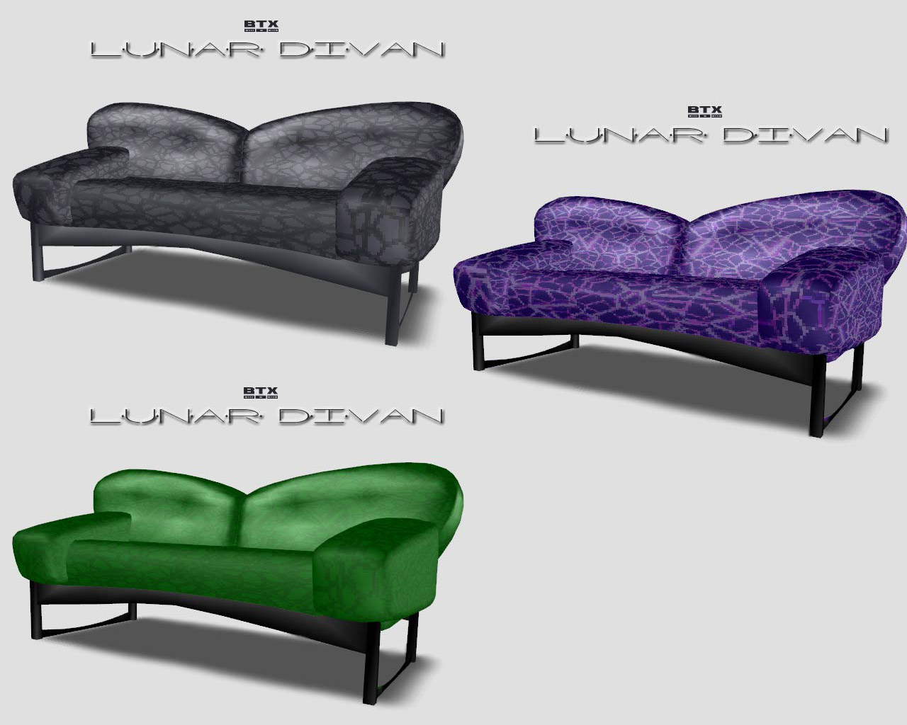 Mod the sims funky furniture set for Funky furniture