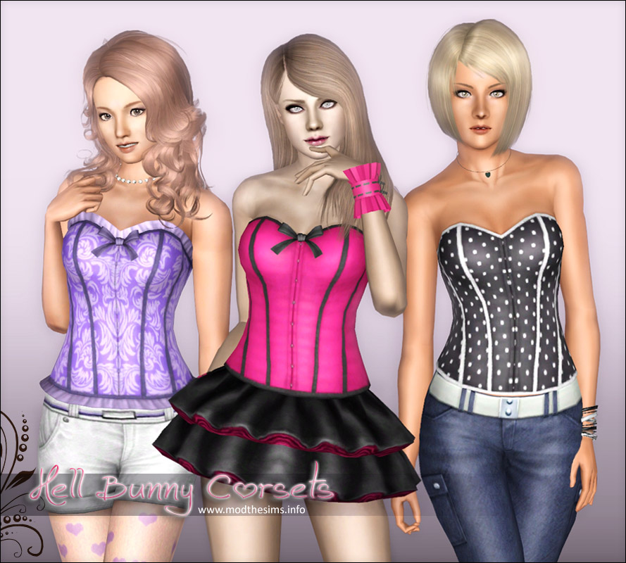 how to add body hair sims 3
