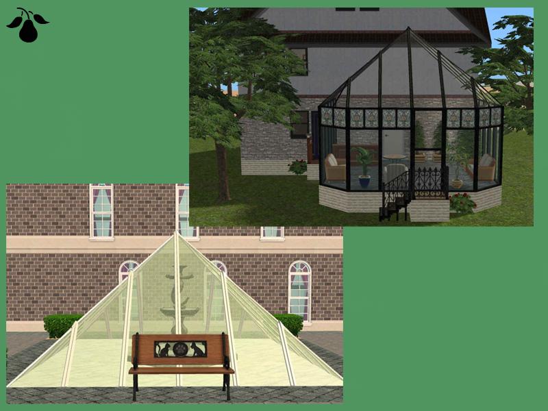 how to create window wells sims 4