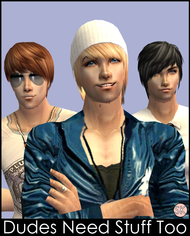 Sims 2 Hairstyles: Myos And RaonJena