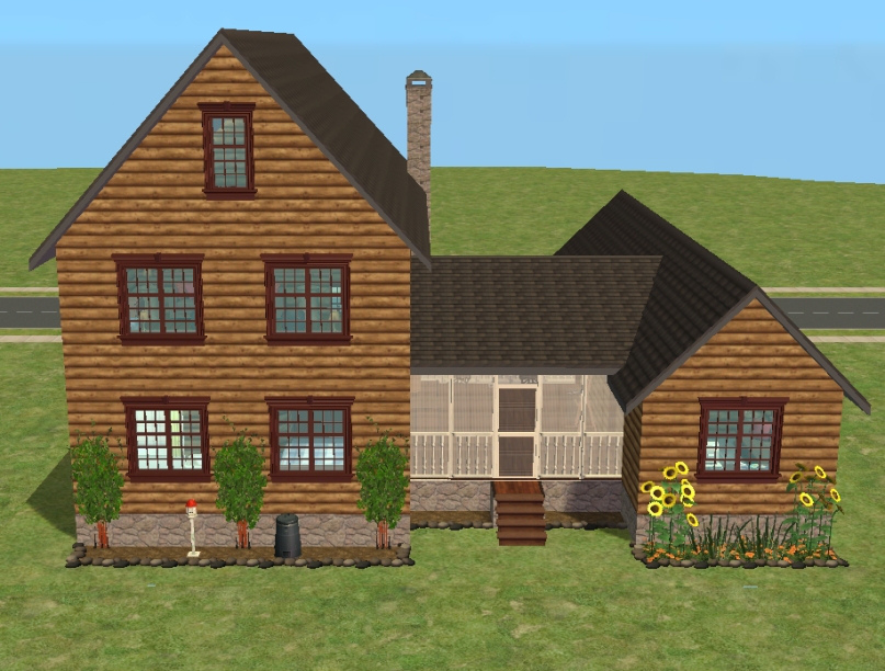 mod the sims breezeway cottage
