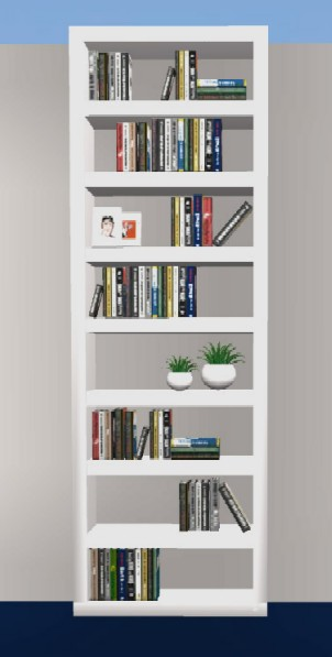 mod the sims testers wantedtall and short bookshelves