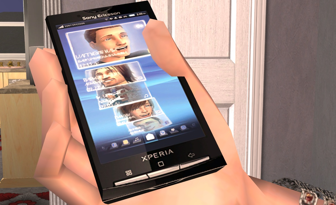 Image Result For Sims  How To Get Cell Phone