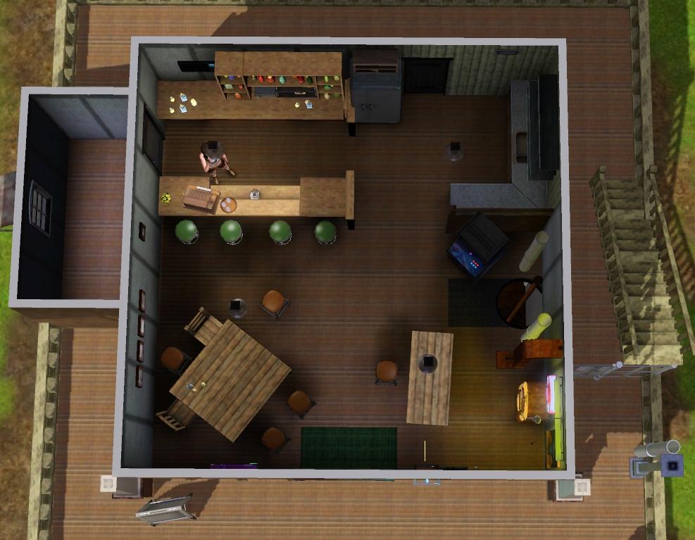 7th Heaven House Floor Plan