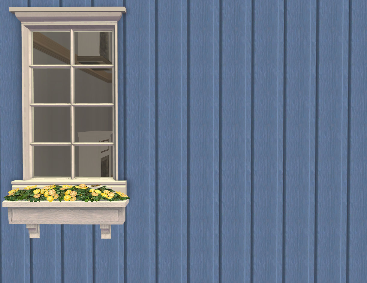 Mod The Sims Vertical Vinyl Siding In 35 Colors: vinyl siding vertical