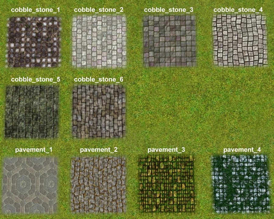 Mod The Sims Medieval Terrain Paints Ye Olde Kingdom