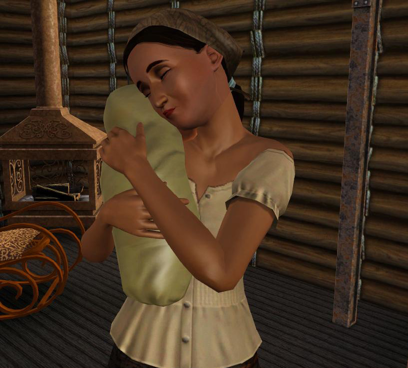 Mod The Sims Medieval Baby Blanket Default Replacements