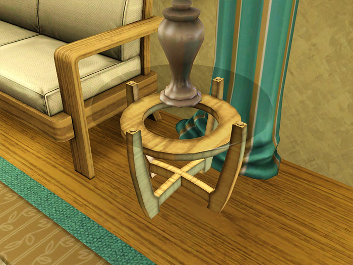 Mod The Sims Elation Coffee Table New Mesh Recolorable