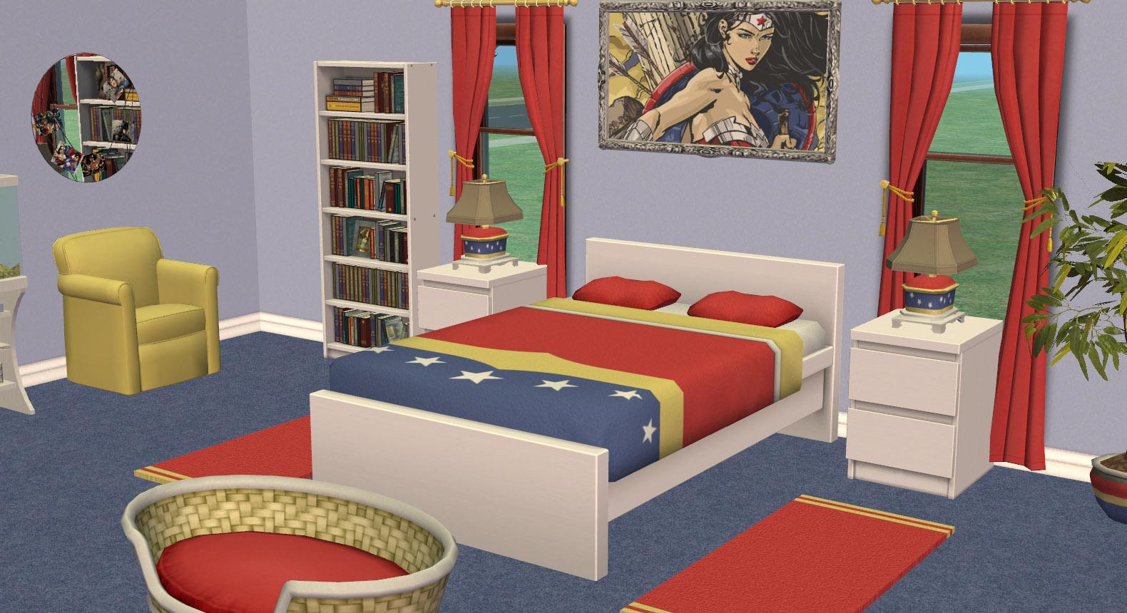 Justice Bedroom Decor