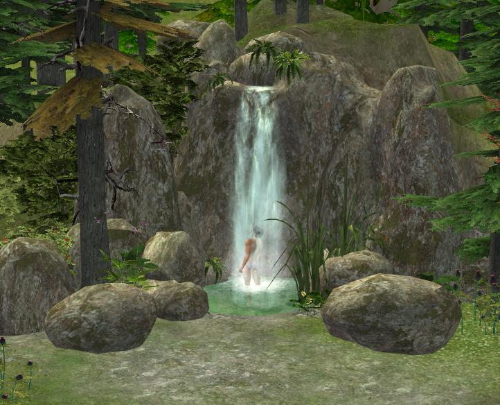 Waterfall - Brand New Start
