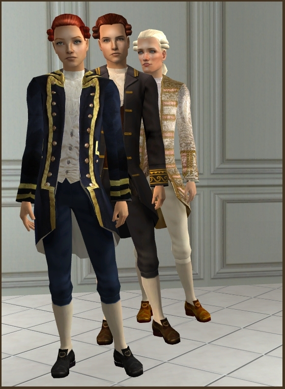 Mod The Sims Rococo For Him Pt 2