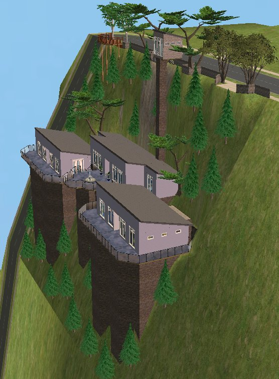 Mod The Sims - Cliffside Retreat - On the Edge Cliffside Home Design Lot on dallas home designs, harris home designs, asheville home designs, garner home designs, minecraft cliffside house designs, chapel hill home designs, alexander home designs, texas home designs, hudson home designs, small hillside home designs, mountain home plans and designs, north carolina home designs, little house home designs, minecraft mansion designs, mountainside home plans and designs, best sims 3 house designs, sims 2 house designs,