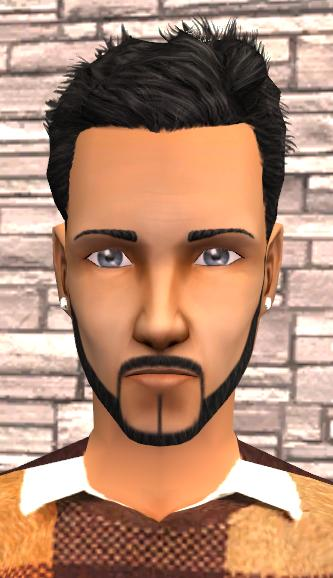 Mod the sims the perfect beard advertisement urmus Choice Image