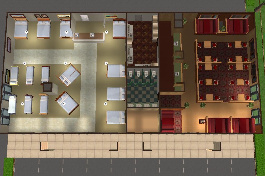 Mod The Sims Mattress Firm Panera Bread