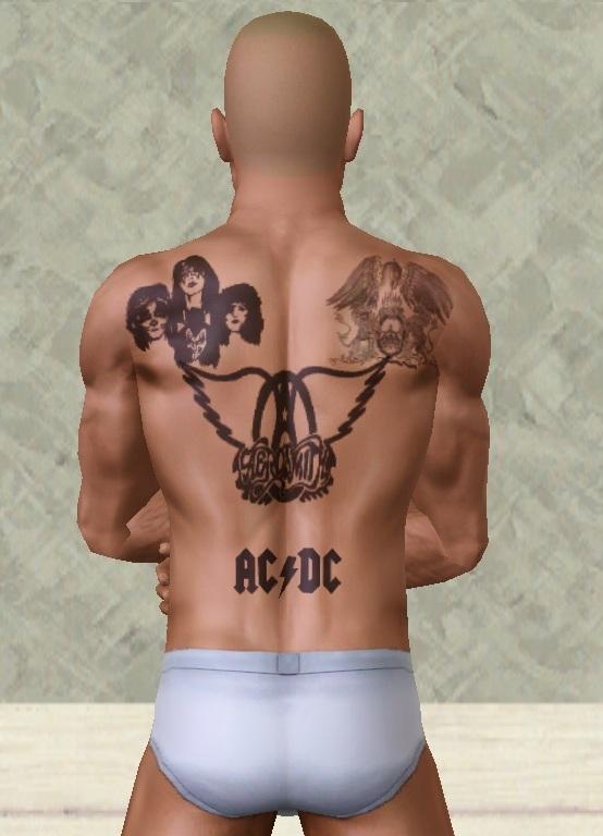 Queen Band Logo Tattoo Queen Band Tatt...