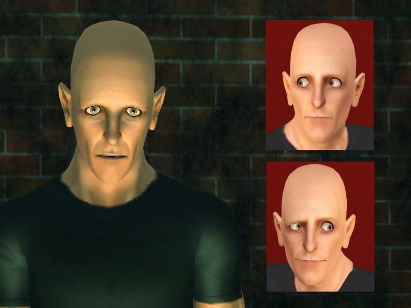 Mod The Sims - Michael Berryman