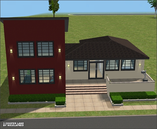 Mod the sims 3 cooper lane residential cooper village for Cooper village