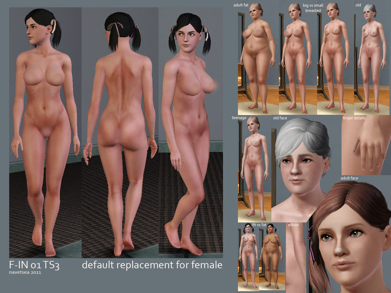 Sims 2 nudepatch naked photos