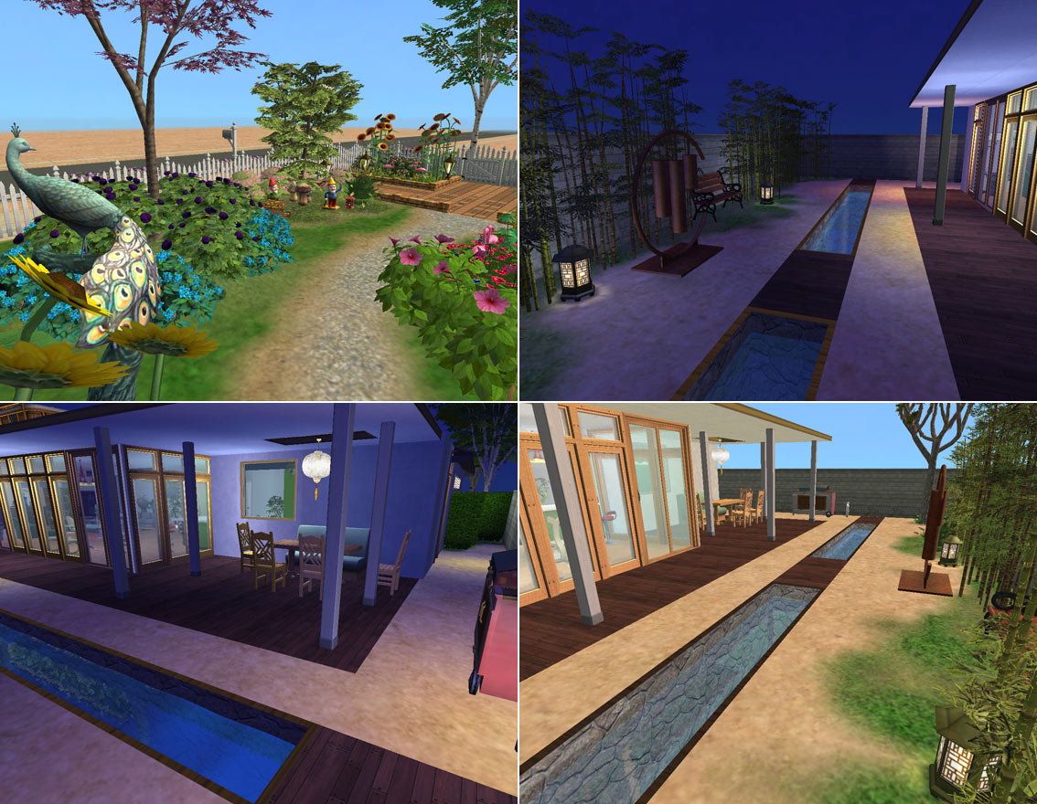 Mod the sims 404 road not found for Garden room 2x3