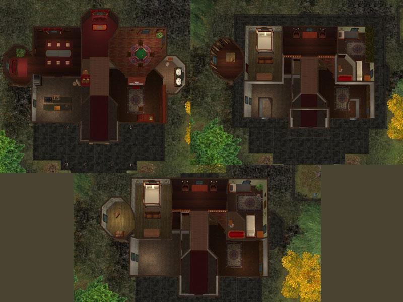 Sims 2 Haunted Castle by RamboRocky on DeviantArt