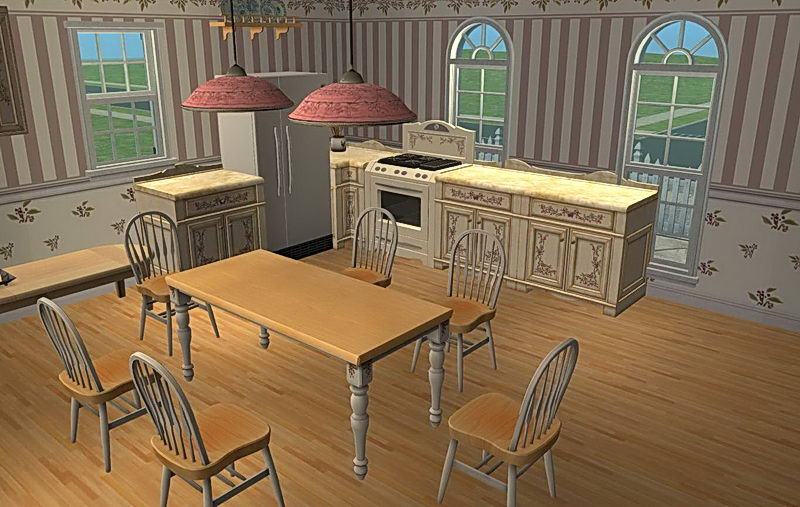 Awe Inspiring Mod The Sims Simple Way 9 Cute Family House No Cc Largest Home Design Picture Inspirations Pitcheantrous
