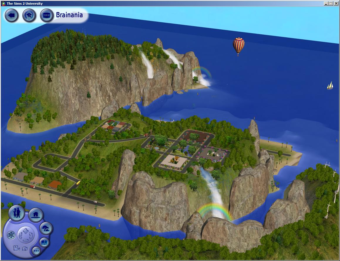 Question about Sims 2 University?