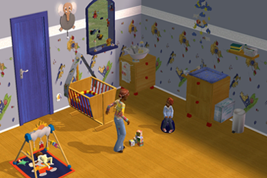 Mod The Sims Minor Update 12 21 2008 Baby Toddler