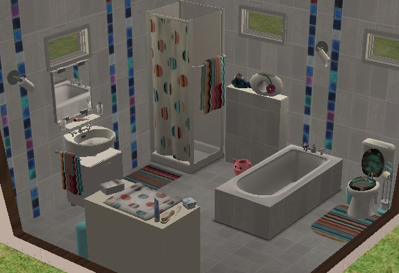 All EPs are supported  so you can train your cats to use the toilet  you  can change your toddlers to outerwear at the baby table  you can use the  bathtub. Mod The Sims   bath  Sophie    all EPs supported  but NOT required