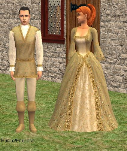 Mod The Sims Adult And Teen Medieval Career Updated Again
