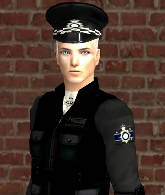 Cop Fallout  Build