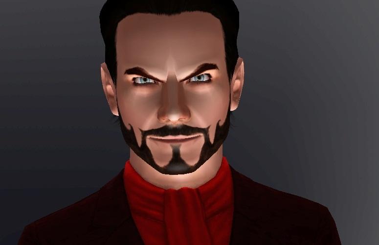Mod The Sims Wes Bentley As Seneca Crane