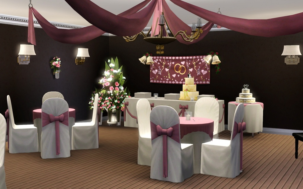 Sims 3 Wedding Decorations Choice Image Wedding Decoration Ideas