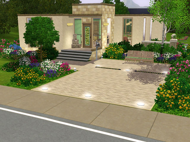 Mod The Sims Beachview Modern