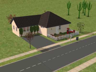 Admirable Mod The Sims Nice Small House Fully Furnished Largest Home Design Picture Inspirations Pitcheantrous