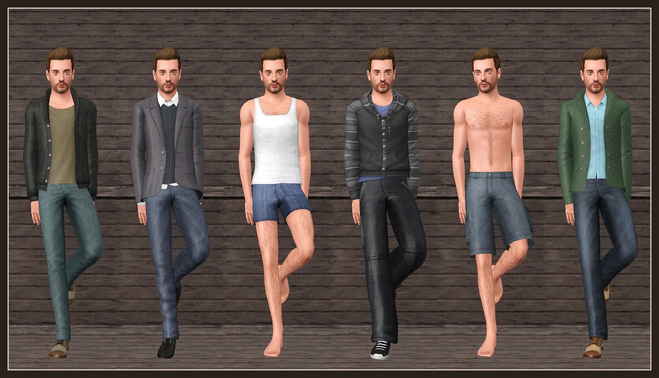 Mod the sims tom mison