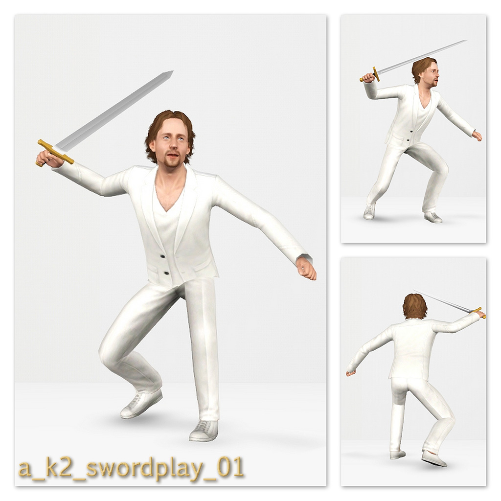 Sims 4 Sword Poses Related Keywords & Suggestions - Sims 4 Sword