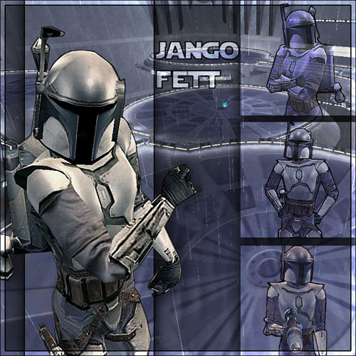 Mod The Sims - Jango Fett's Armor Set