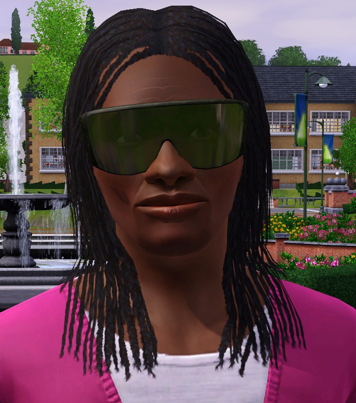Mod The Sims Base Game Box Braids For All Ages Genders