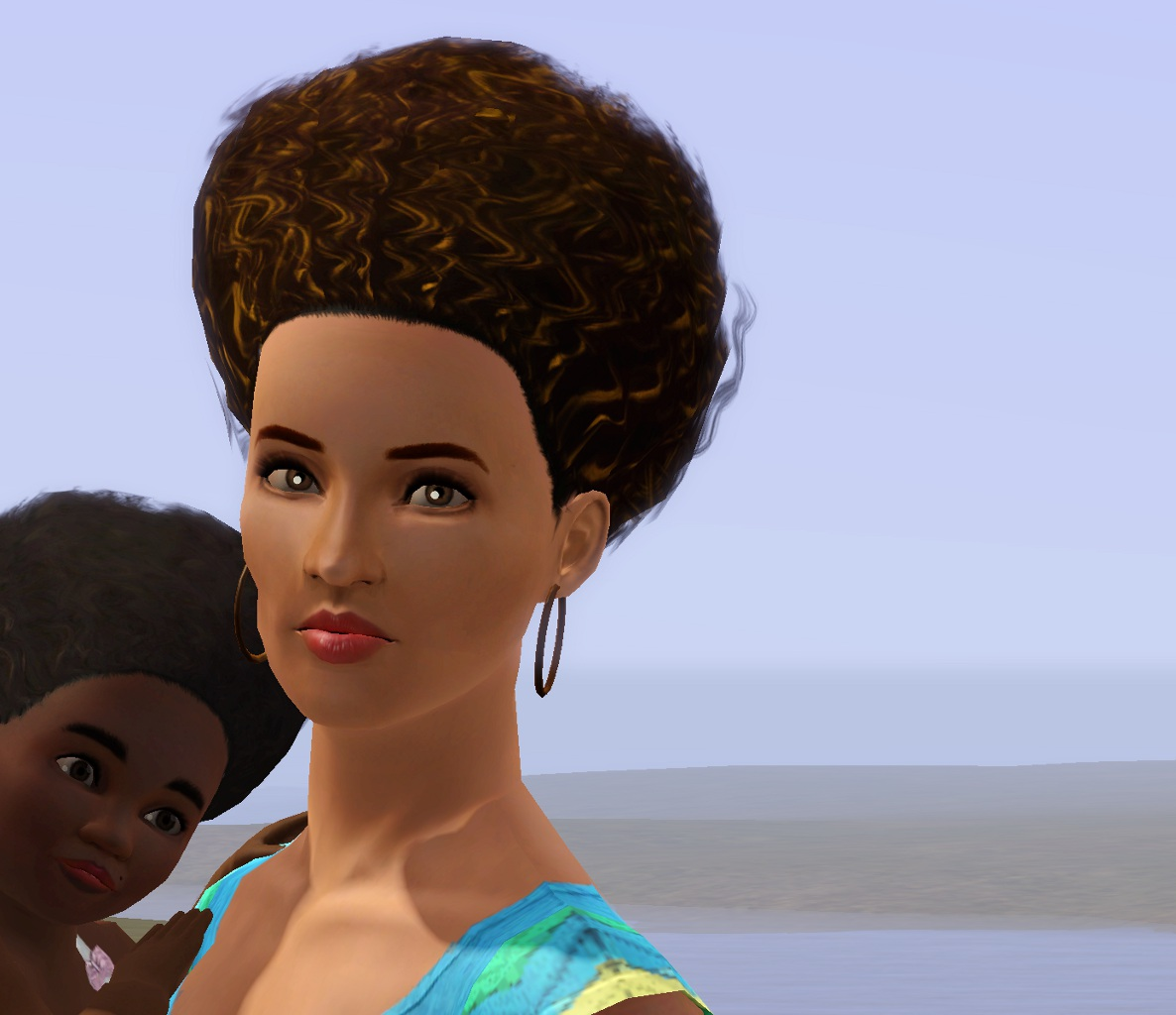 Mod The Sims Sims 3 Shop Halloween Hair As Afro Now With Am