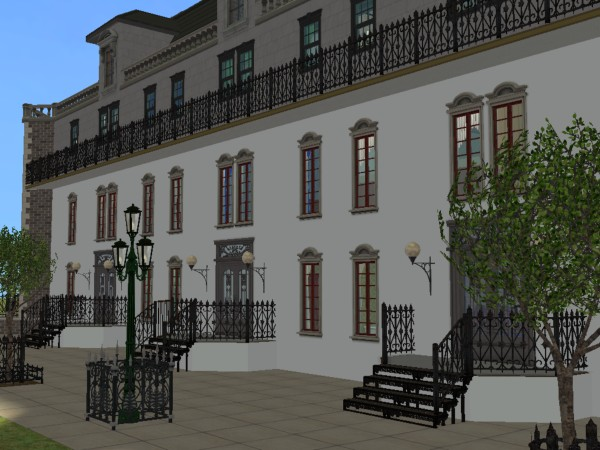Mod The Sims 221 B Baker Street London Residence Of