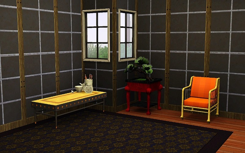 mod the sims world adventures add ons walls converted. Black Bedroom Furniture Sets. Home Design Ideas