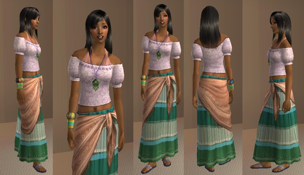 Mod The Sims - H&M Maternity Default Replacements in 2020