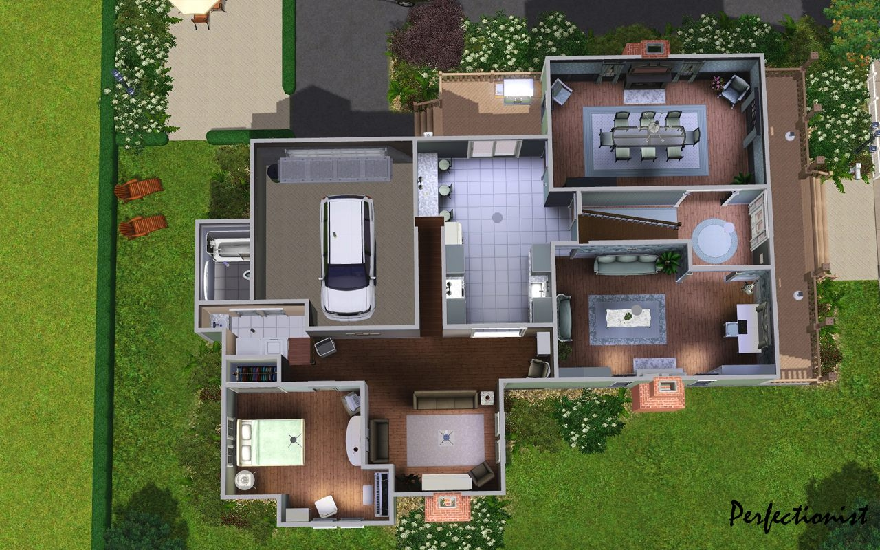 victorian floor plans sims 3 slyfelinos com the sims floor plans sims 4 house plan - Sims 4 Home Design
